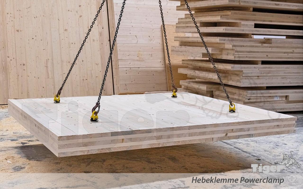 Anschlagpunkt Holz