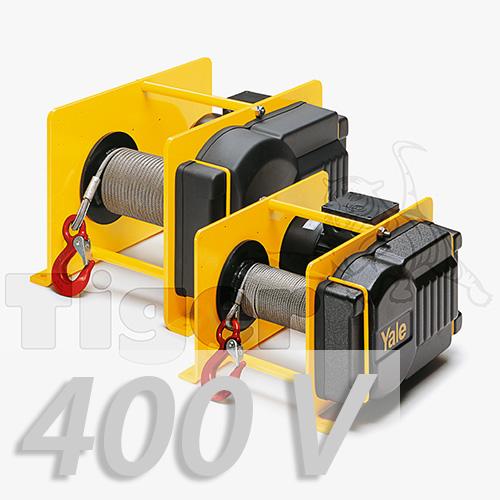 Elektroseilwinde 400V