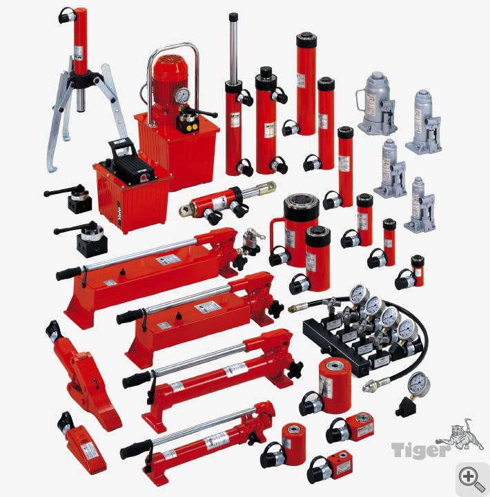 Hydraulische Werkzeuge