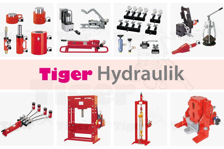 Hydraulik 700 bar