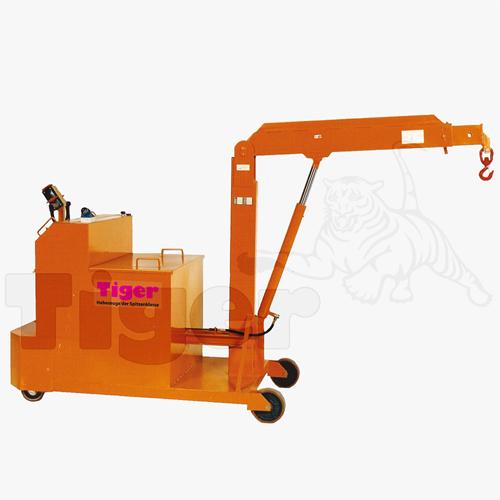 Mobiler Werkstattkran elektrisch