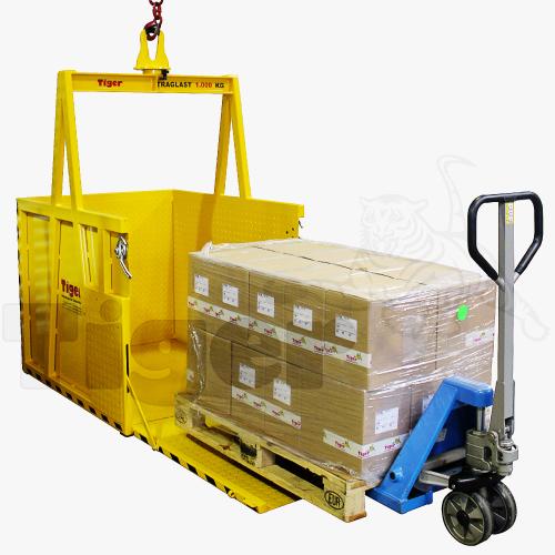 Krankorb - Transportgestell