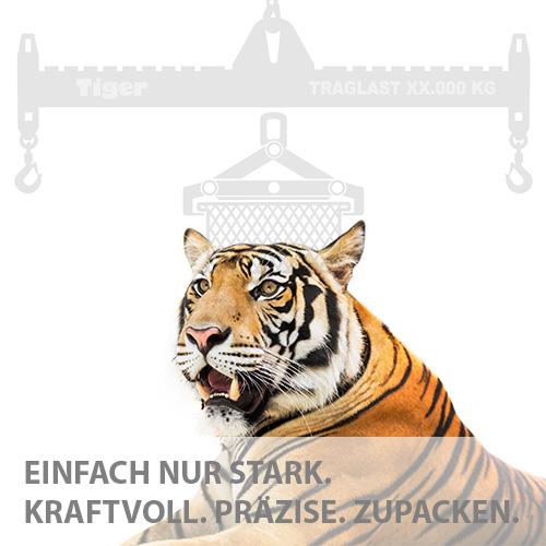 Lastaufnahmemittel Tiger
