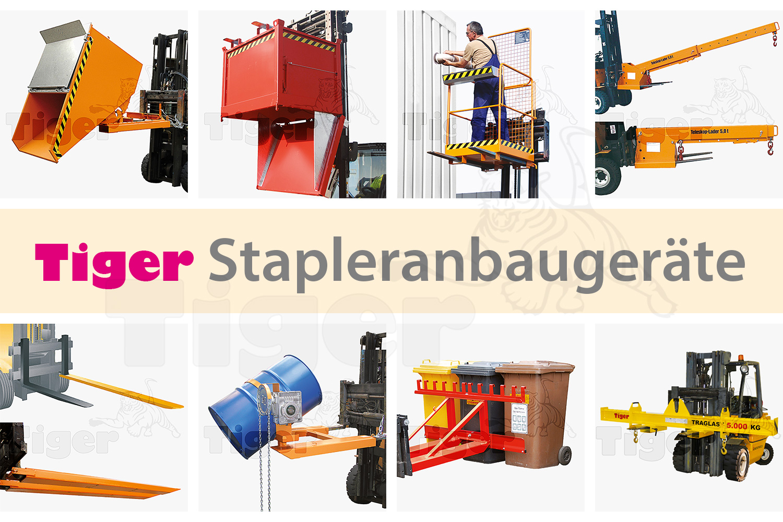 Stapleranbaugeräte Produkte