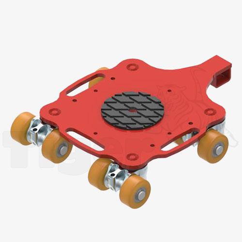 Rotationsfahrwerk ROTOflex