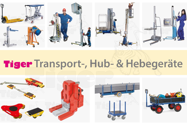 Transportgeräte - Hub- & Hebegeräte
