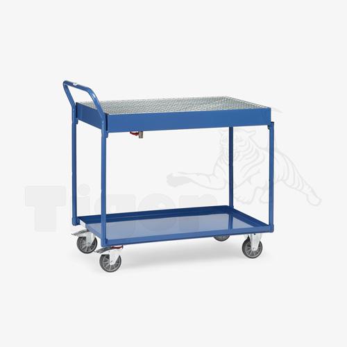 Tischwagen Auffangwanne