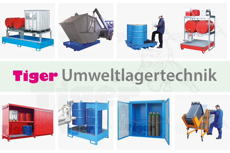 Umwelt Lagertechnik Produkte
