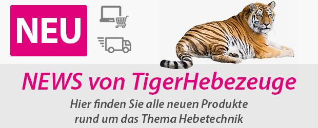 News TigerHebezeuge